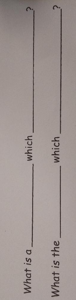 2つ例文作ってくれませんか?参考にしたいです!! 作り方分かりません