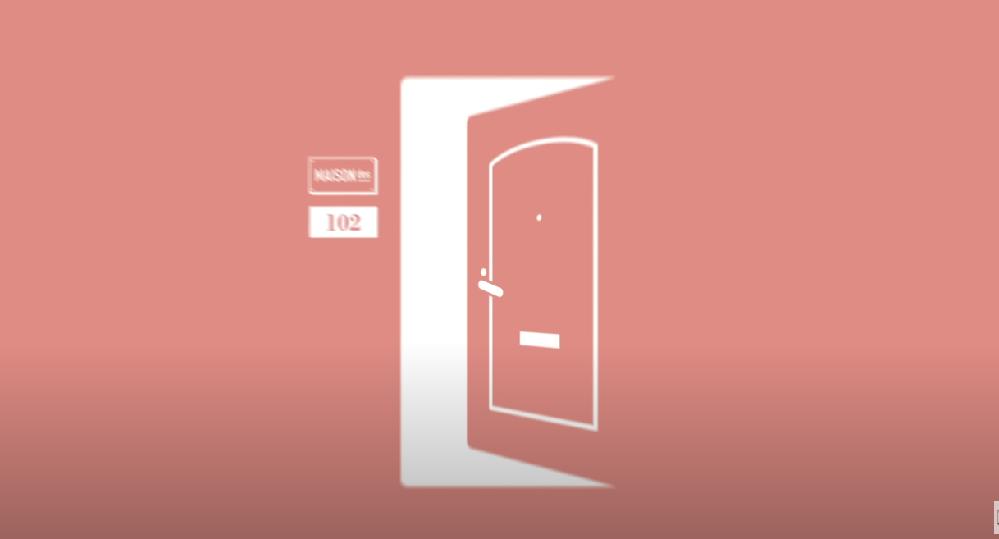 画像の一部を透過したくて質問しに来ました。upした画像のドアが開いている白い部分をwindowsのペイント3dで透明化する方法を知っている、もしくは説明されている記事や動画ありましたら教えてください