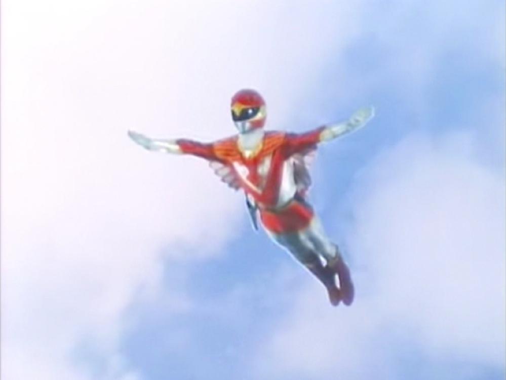 あなたが、次の言葉で思い浮かべるアニメや特撮(作品やキャラクター)は? 「空から登場、または出現」