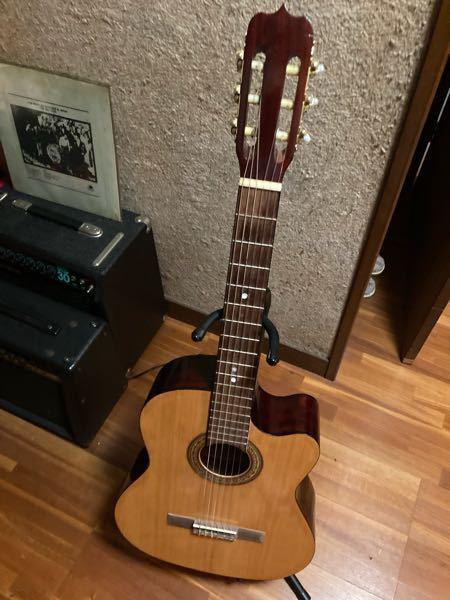 ラベルもシリアルNo.も何もないこのギターのメーカーをどなたかご存知ないでしょうか?
