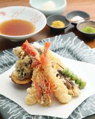 好きな天ぷらはなんですか? 海老の天ぷら