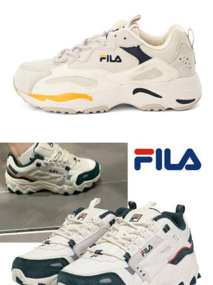 FILAのスニーカーのサイズ感について質問です。 私は普段23.5〜24.0の靴を履いています。 (コンバースのオールスター:23.5、vansのオールドスクール:24.0、adidasのスタ...