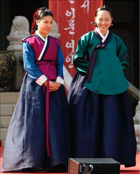 これは韓国ドラマのトンイの画像です 右の方はなんていう女優さんですか??