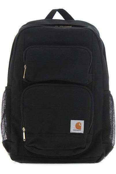 大至急お願いします!このCarharttのバッグどう思いますか?!たくさん意見ください!!