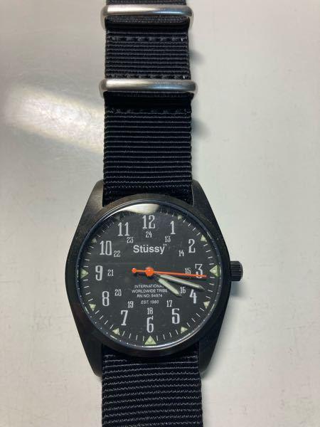 この時計を知ってる人に質問です。この時計は兄からもらったのですが、生活防水がついてるいるのか分からず使えてません。そこでこの時計を知ってる人がいましたら教えてください。