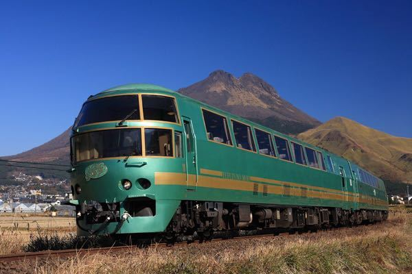 列車の旅はした事がありますか?