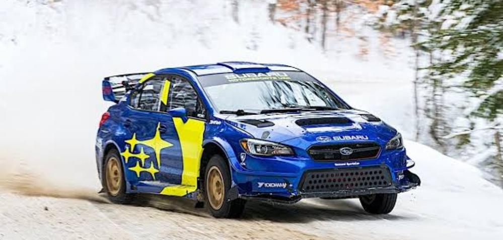 SUBARUは雪国のキング ですか??そこらへんの4WDより走りますか??? WRX STI 2.0L turbo 6速MT AWD