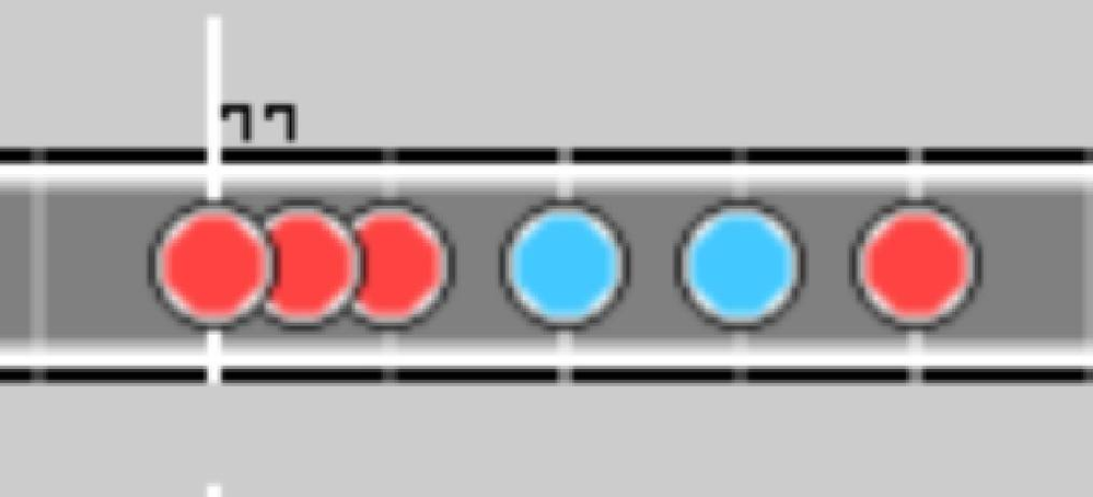 太鼓の達人について。トオリヨの難しいの譜面の一部なんですけど、どう操作したらいいですかね?右左右 右 右 右ですか?右利きです。
