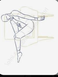 誤字がめちゃめちゃ多くてあげ直しました…。 この絵をトレスしたいです。ネットで拾ったもので誰の絵か分からず許可を取れません。 参考程度に自分風にポーズを変えようと思ってますが、トレスはトレスだなと思いました。 この場合、自分の絵をネットにあげる時、この絵をトレスした事を表記していれば◯ですか?×ですか?