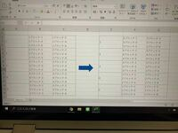 Excelについての質問です。 ある一定の範囲ごと、降順に並び替える方法を教えてください。(コピペ以外)  具体的にいうと、写真のように並び替えたいです。  よろしくお願いします。