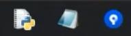 画像の左側、右側のソフトの名前わかりますか。