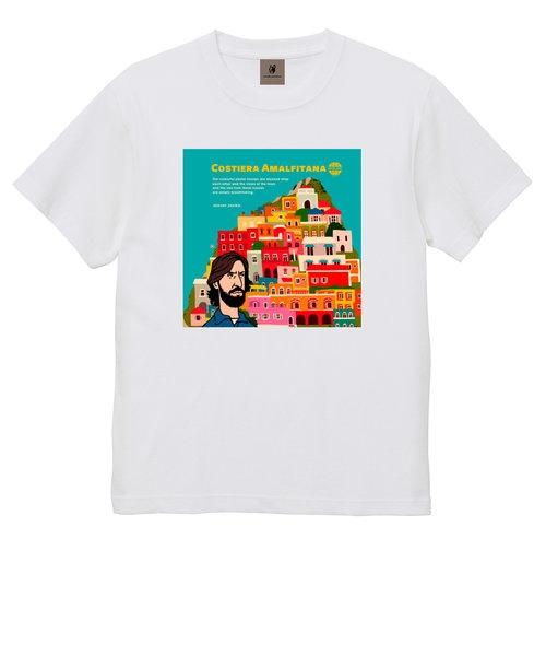 このSOCCER JUNKYのTシャツは誰をモチーフにしているかわかりますか