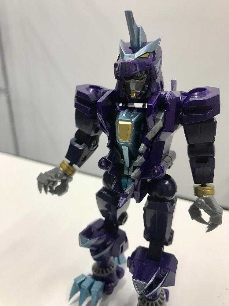 このロボットの名前を教えていただけますでしょうか?