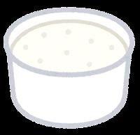 キャラメルソフトクリームを買いたい 何年も前にカラオケで食べたキャラメルソフトクリームが食べたいです。 画像のようにカップ?容器?に入っており、 その容器ごとソフトクリームの機械に嵌めてソフトクリームを出す…というものだったのですが… お味はキャラメル味でした。 どこのメーカーかも分からず探しても見当たりません… キャラメルソフトクリームの素(?)を購入出来るところ知りませんか? ネットで購入できたら嬉しいです