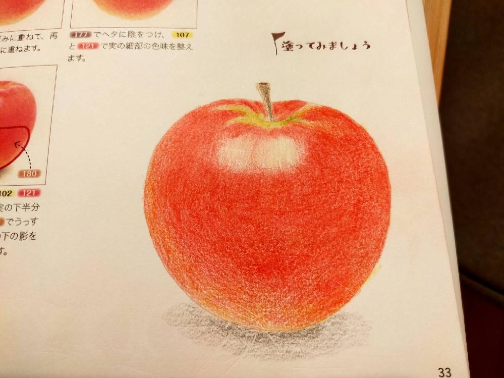まだ初心者で下手ですが絵評価お願いします リンゴです
