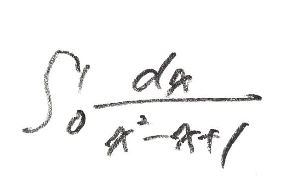 数学の問題です。 定積分の計算せよ。 よろしくお願いします。