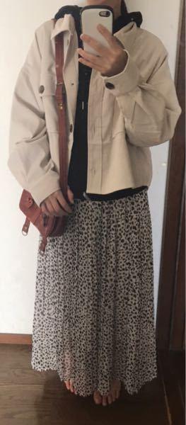 この服装の男性ウケどんな感じですか! ダルメシアン柄ってウケ悪い、っていうのを耳にしたことがありまして…… ロングスカートって男性的にはどう思いますか?ミニの方がいいんですかね?アドバイスお...