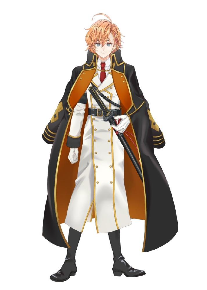 VTuberの渋谷ハルさんの衣装のジャケット(?)の名前が知りたいです。こういう軍の人が着てるっぽくて襟が立ってるタイプのジャケットはどうやって検索すれば出ますか?