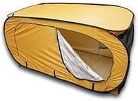 釣りの時にいつもは車中泊をしているのですが、駐車場などに一人用のテントを張って寝たら変ですか? 漁港などでは今後も車中泊しますが、灯台など観光地になっている場所だと駐車場のスペースも十分余っていて、寝るのは夜中~朝方の日が昇る前なので他の人の邪魔になることはないかなと思いまして… その場合は隅の方で車の影になるような場所にしようとは思っています 杭などが必要ない折り畳みテントで寝るだけのつも...