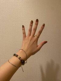 手だけを見ると骨格ストレート、ウェーブ、ナチュラルどれになりますか??