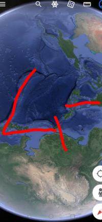 これはムー大陸ですね?