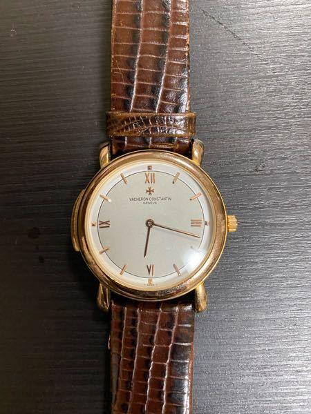 vacheron constantin ヴァシュロンコンスタン この時計は本物なんでしょうか?偽物なんでしょうか?