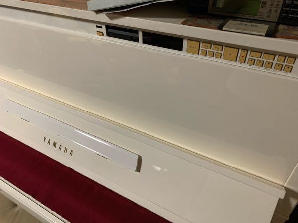 こちらの自動演奏機能がついたヤマハのピアノ。 だいぶ古いものだとは思いますが、およそ何年前に作られたものかわかる方いらっしゃいますか?