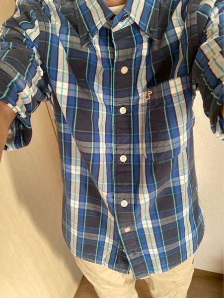 コンビニバイトの面接でこのシャツはまずいですか?