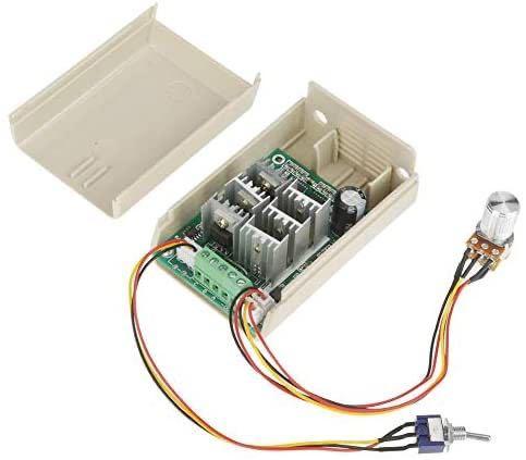 ブラシレスモーターは画像のようなコントローラーとバッテリーだけで動かすことはできますか?