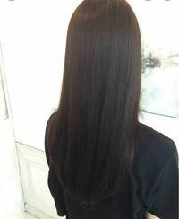これくらい髪を綺麗にしたいです。 最近こういう髪質の人めっちゃおって羨ましいです! 教えてください!!m(*_ _)m!