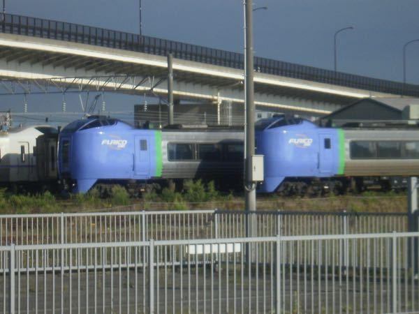 北海道新幹線は小樽廻りで建設されるようですが、特急北斗は長万部行きとして生き残る見通しがありますか?