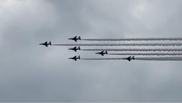 本日10月12日に岐阜基地でブルーインパルスが飛んでいますが、航空祭の練習でしょうか? わかる方よろしくお願いします。