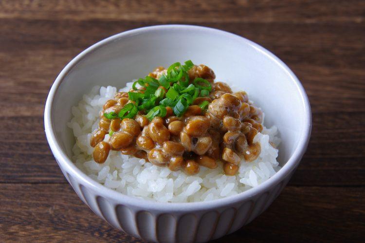おはようございます 夕飯に納豆ご飯は嫌ですか??