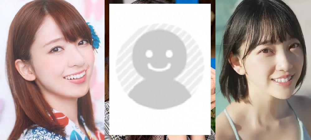 坂道顔面グラデーションクイズ!Part5 画像の真ん中に入る坂道メンバーは、誰でしょう? 正解者には500枚(゜∀゜)