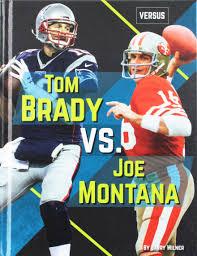 [NFL]ジョー・モンタナとトム・ブレイディーはどちらがより偉大なQBだと思いますか? 理由も述べてください。
