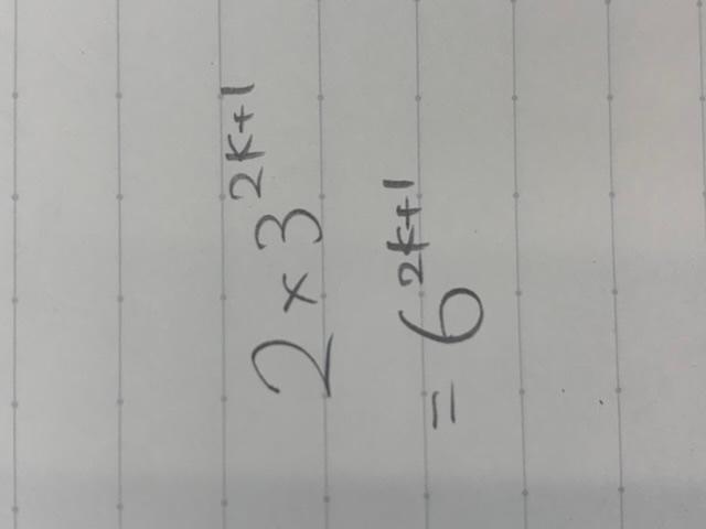 数学の質問です。 写真のようにそのまま計算して大丈夫ですか?