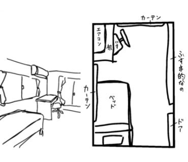 部屋に本棚置きたいんですけど、どこが良いと思いますか? 本棚自体は決まってないんですが、教科書や小説を沢山入れたいので、高さが100cmをこえるものにしようと思ってます。 机やベッドの位置変えて...