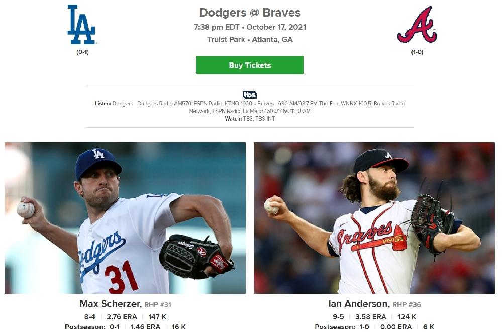 シャーザーの8勝4敗って情報なんか意味ある? レギュラーシーズンのナショナルズだけの勝敗w MLB.comも焼きが回った? (爆)