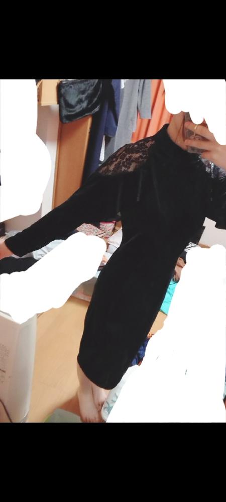 結婚式の服装について 今度友達の結婚式があり冬での参加がはじめてなので相談させてください。 ベロア生地の肩の部分がレースになっているドレスがあるのですが、これは結婚式には向いてないですか?? 色も真っ黒だし、肩を出したらダメな結婚式で肩の部分だけレースなのはダメかなと思い…。 情報として、 私は現在26歳 友達も同い年(友達の旦那も同い年) 式は挙式のみ 12月半ば頃です 宜しくお願いします