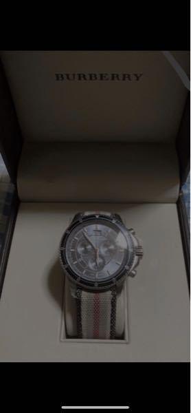 このバーバリーの時計何でモデルですか?それと値段はいくらですか??