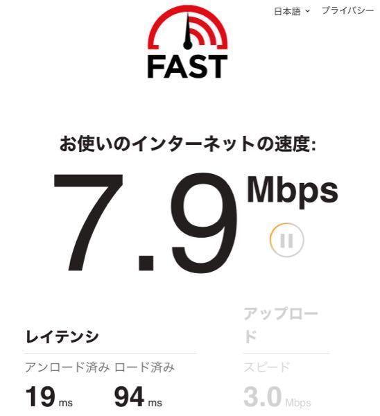 【SoftBank】このスピードって速い? 普通? 遅い? ちなみに、ソフトバンクエアーです。