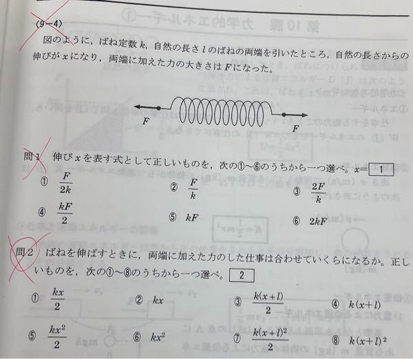 物理基礎です。解説お願いします。