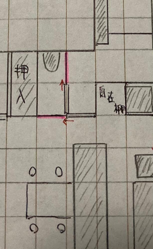 現在間取りの打ち合わせ段階中で何パターンか間取りを考えてるのですが、LDの横にトイレがある間取りについてご意見を聞きたいです。 LDKのドア開けた横にトイレがある間取りは、排泄音とか聞こえますで...