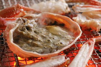 大好きな蟹の食べ方を教えて下さい(^^♪