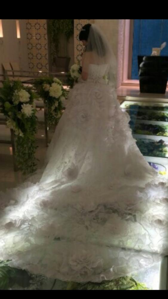 このウエディングドレス姿は綺麗ですか? 皆様の好みですか? また、料金は幾らくらいですか?