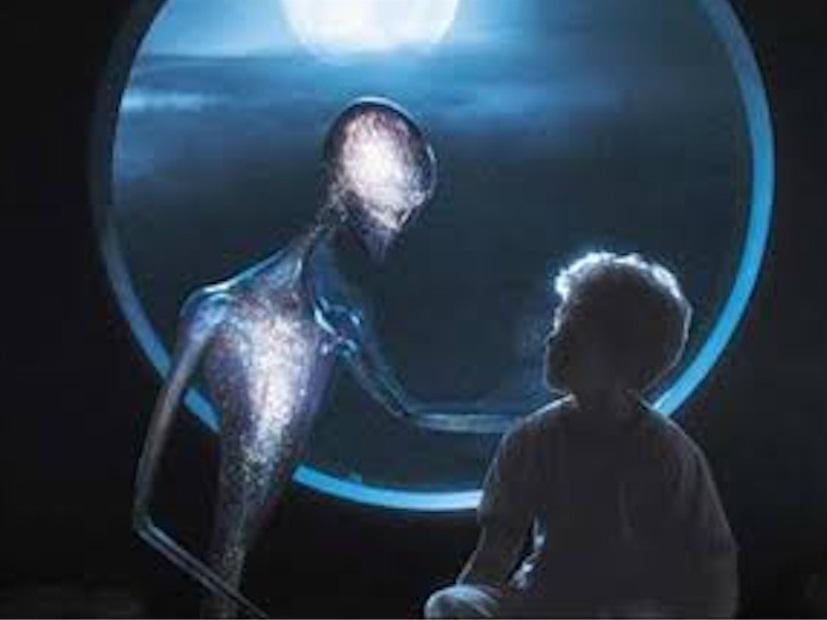 宇宙人はAIですか?
