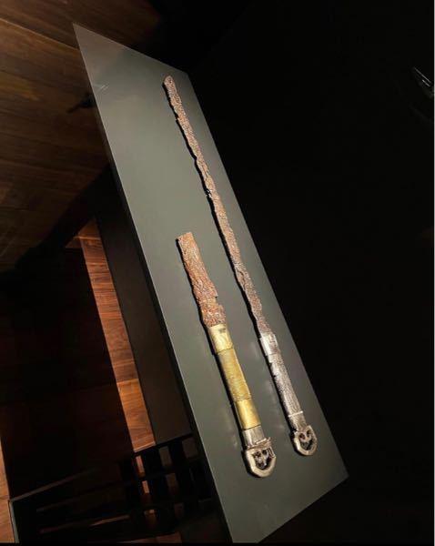 なんの剣か分かる方いますか?