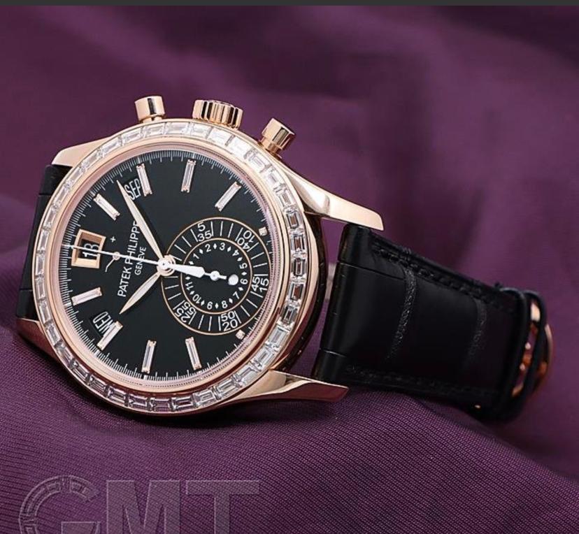 これくらいのダイヤの時計ならビジネスシーンでつけても問題ないですか