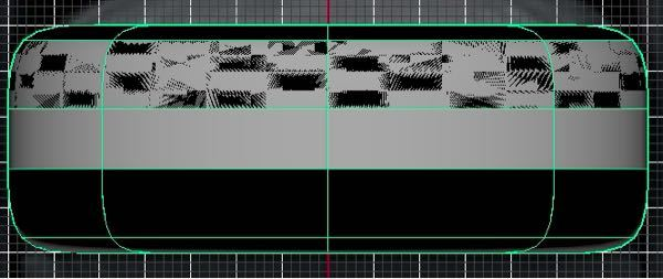 Maya 2019の質問です cv curve toolで楕円?を作り、revolveをするとまだら模様のようになってしまいます。 どのような設定を行えばグレー単色になりますか? Reverse directionをしても模様の位置がずれるだけで、何も改善されませんでした。 よろしくお願いします。