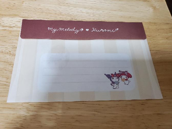 ダイソーかなんかで買ったレターセットなのですが宛先や切手をどこに書いてどこに貼るのか教えてください!! あと、これでもちゃんと届きますか?